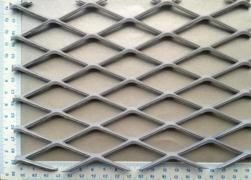Tahokov ocelový TR 62.5 - 25 (tl.3 x 1000 x 2000)