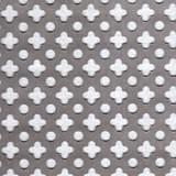 Děrování tečka-křížek ocelový (3)
