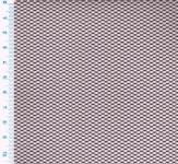 Děrovaný plech ocelový Rv 2-2,5, formát 1,0 x 1000 x 2000 mm