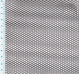 Děrovaný plech ocelový Rv 2-3,5, formát 1,0 x 1000 x 2000 mm