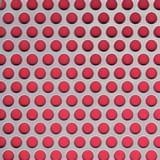 Děrovaný nerezový plech Rv 8-11 (tl.1 x 1000 x 2000)