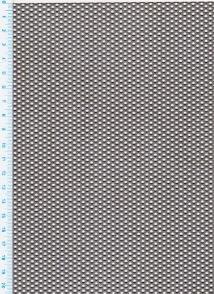 Děrovaný ocelový plech Rv 2,5 - 4 (tl.1,5 x 1000 x 2000)