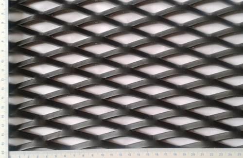 Tahokov ocelový TR 62 - 23 (tl.3 x 1000 x 2000)