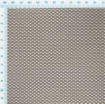 Tahokov z pozinkovaného plechu před zpracováním, válcovaný FE 5/3,8 x 1, formát 0,7 x 1000 x 2000 mm