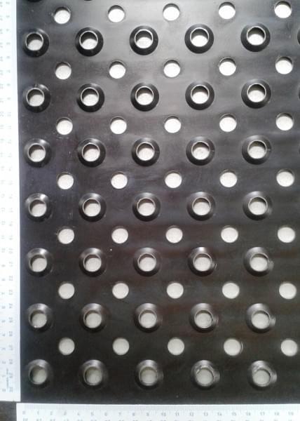 Prohloubené kombinované děrování PERFO LINEA (1)