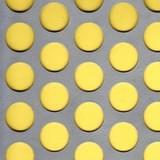 Děrovaný ocelový plech Rv 22 - 27 (tl.1,5 x 1000 x 2000)