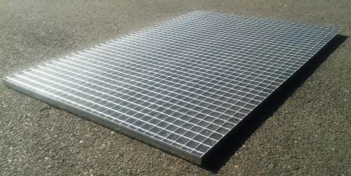 Svařovaný podlahový rošt 400 x 1000 mm