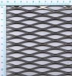Tahokov ocelový TR 43/13 x 2,5, formát 1,5 x 2000 x 1000 mm