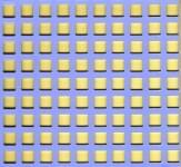 Děrovaný plech nerezový QG 8-11, formát 2,0 x 1000 x 2000 mm
