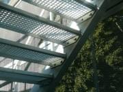 Lisovaný schodišťový stupeň ocelový + žárový zinek 1200 x 270 mm