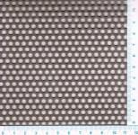 Děrovaný plech ocelový Rv 4-6, formát 1,0 x 1250 x 2500 mm