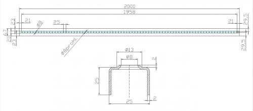 pricka-2x25x25x2000-1