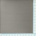 Tahokov z pozinkovaného plechu před zpracováním TR 6/3,4 x 1, formát 0,5 x 1250 x 2500 mm