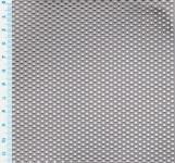 Děrovaný plech hliníkový Rv 2-3,5, formát 0,6 x 1000 x 2000 mm