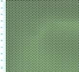 Děrovaný plech ocelový Hv 2-2,5, formát 1,0 x 1000 x 2000 mm
