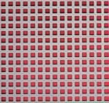 Děrovaný plech ocelový Qg 5-8, formát 1,0 x 1500 x 3000 mm