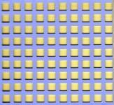 Děrovaný plech nerezový Qg 8-12, formát 1,5 x 1000 x 2000 mm