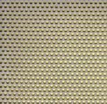 Děrovaný plech ocelový Rv 3-5, formát 2,0 x 1500 x 3000 mm