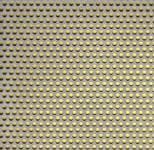 Děrovaný plech ocelový Rv 3-5, formát 1,5 x 1500 x 3000 mm