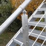 Schodišťový set - výška 1,6 m (stupeň 1000x270)