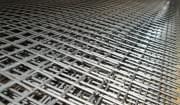 Svařovaná síť ocelová, průměr drátu 4 - oko 40 x 40, formát 2000 x 1000 mm