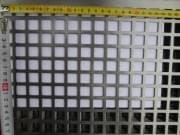 Děrovaný plech ocelový Qg 15-20, formát 2,0 x 1500 x 3000 mm