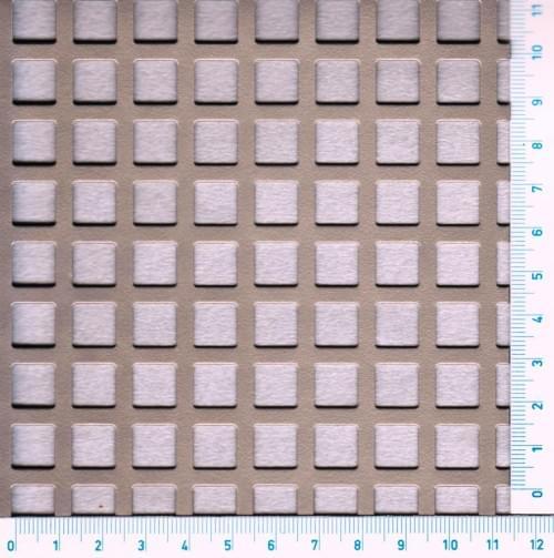 Děrovaný Ocelový plech DC01 - Qg / 10.00 / 14.00 / 1.50 x 1000 x 2000