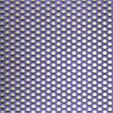 Děrovaný Ocelový plech DC01 - Rv / 4.00 / 6.00 / 1.00 x 1000 x 2000
