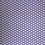 Děrovaný plech ocelový Rv 4-6, formát 1,5 x 1000 x 2000 mm