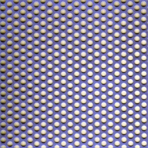 Děrovaný Ocelový plech DC01 - Rv / 4.00 / 6.00 / 1.50 x 1000 x 2000