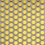 Děrovaný Ocelový plech DC01 - Rv / 10.00 / 13.00 / 1.50 x 1000 x 2000