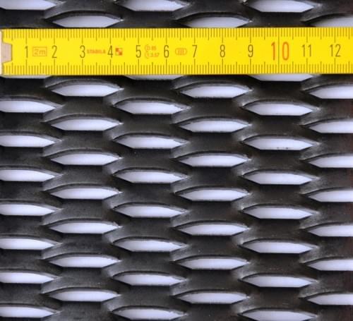 Tahokov z ocelového plechu S235JRG2 - TH / 47.00 / 5.00 / 3.00 x 1000 x 2500