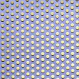 Děrovaný Nerezový plech 1.4301 - Rv / 5.00 / 8.00 / 1.50 x 1000 x 2000